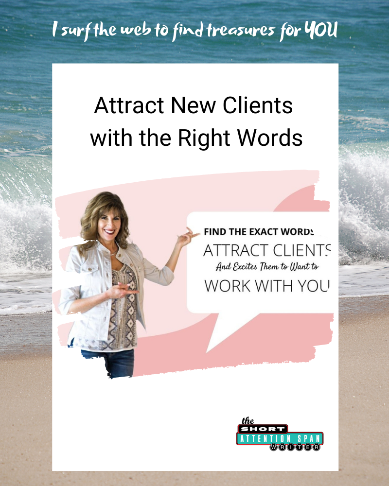 How to Attract New Clients Using the Right Words